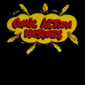 Comic Action Heroes by Mego